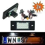 Luces Do!LED PSK, Led de matrícula, con marca de certificación E