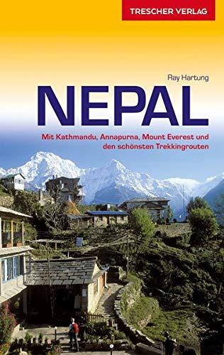 Preisvergleich Produktbild Reiseführer Nepal: Mit Kathmandu,  Annapurna,  Mount Everest und den schönsten Trekkingrouten (Trescher-Reiseführer)