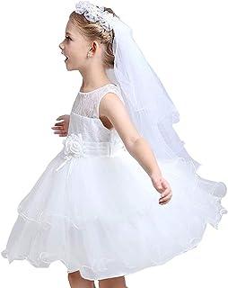 حجاب دختران گل ، حجاب دختران مرکز مروارید سفید دختران تاج گل اولین حجاب های ارتباطی مقدس برای دختر
