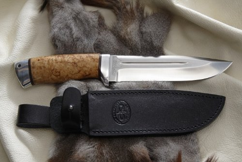 A&R Messer Valday Birke, Jagdmesser, Outdoormesser