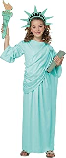 Statue Of Liberty Childs Costume