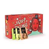 Calendario de Adviento Just Spices pequeño 2021 I Calendario de Navidad con 24 mezclas de...