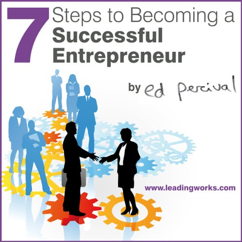 7 Steps to Becoming a Successful Entrepreneur cover art