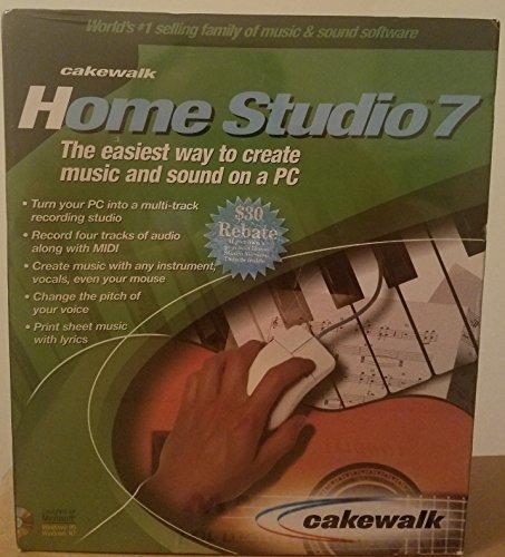 Cakewalk Home Studio 7.0