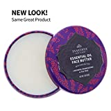 SVASTHYA BODY & MIND Essential Oil Face Butter - Naturally Nurtures Skin & Restores Complexion, Has Shea Butter, Coconut, Argan & Grapeseed Oil, Made In The USA, 2 oz