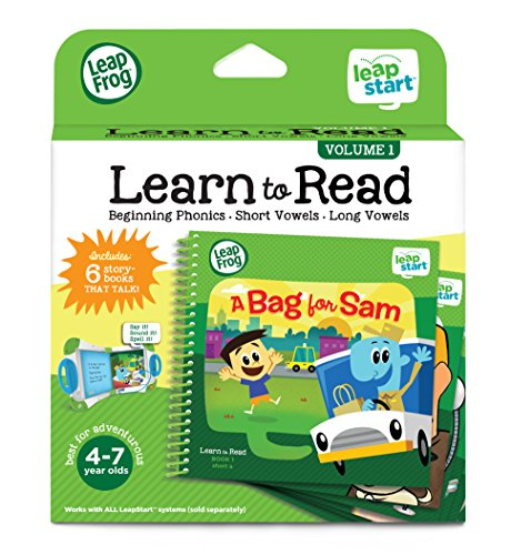 LeapStart Advanced Learn To Read Book Pack (Vol. 1)