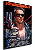 Instabuy Poster The Terminator - Theaterplakat- A3 (42x30