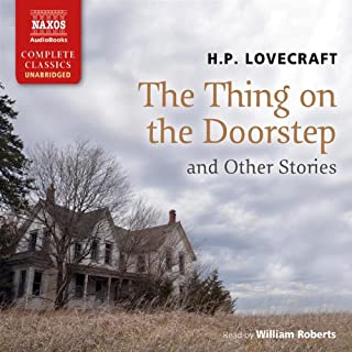 The Thing on the Doorstep and Other Stories cover art
