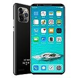 CRZ Mini Smartphone, téléphone Portable Android 5.1, quadricœur, 1 Go + 4 Go, Plein écran HD 4 Pouces, Face ID, Batterie 2200 mAh, téléphone Portable Double SIM