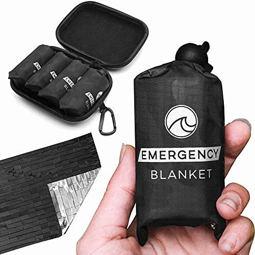 Oceas Outdoor Mylar Emergency Blankets