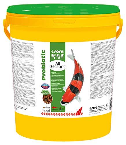 SERA Koi All Seasons Probiotic Nourriture pour Aquariophilie 7000 g