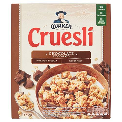 Quaker Cruesli Chocolate, 375g