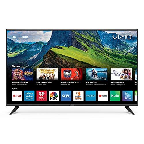 """Vizio 4K UHD Full-Array LED Smart TV, 50"""""""