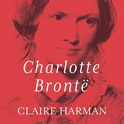 Charlotte Brontë audiobook cover art