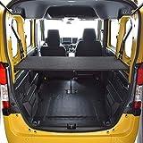 ホンダ N-VAN 棚キット ブラック パンチカーペット タイプ