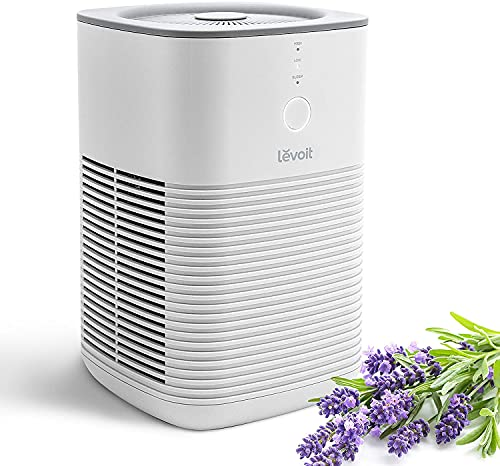 LEVOIT Air Purifier for Home Bedroom, HEPA...