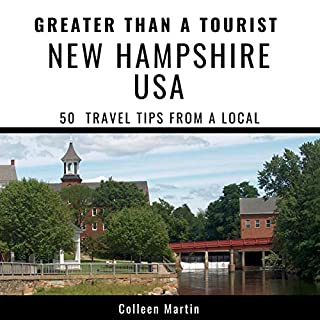 Greater Than a Tourist - New Hampshire USA cover art