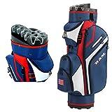 Best Cart Golf Bags - Ram Golf Premium Cart Bag with 14 Way Review