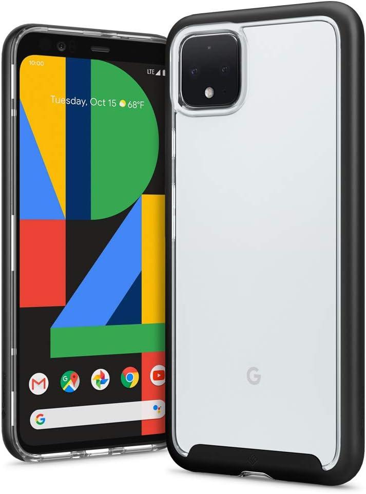 Caseology Skyfall for Google Pixel 4 XL Case (2019) - Matte Black