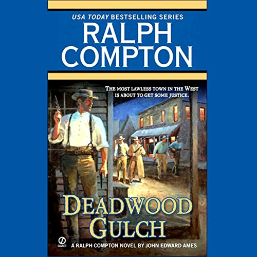 Deadwood Gulch audiobook cover art