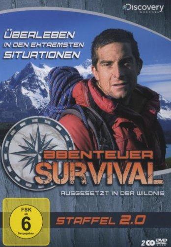 Abenteuer Survival - Staffel 2.0 [2 DVDs]