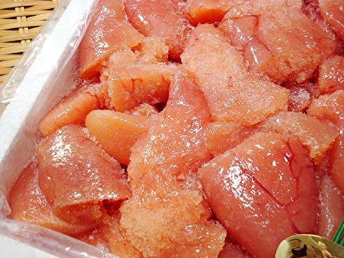 築地丸中 たらこ タラコ 無着色たらこ切れ子1kg 切れ子 鱈子