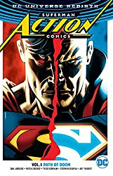Rebirth Action Comics v1 Path Of Doom