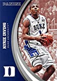 Kyrie Irving basketball card (Duke Blue Devils) 2015 Panini Team Collection #36