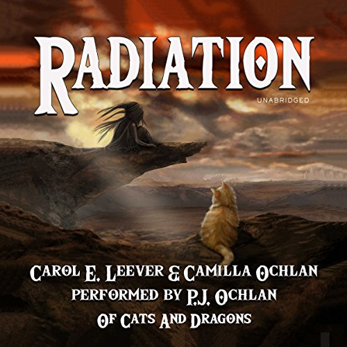 Radiation audiobook cover art