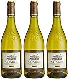 Quinson La Larme D'Or Chablis Blanc 2017/2018 (3 x 0.75 l)