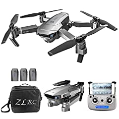 Function: Up/down, turn left/right, forward/backward, sideward flight, WiFi connection, dual camera, follow mode, optical flow position one-key return, one key to land/take off, trajectory flying mode, speed switching, gesture video, gesture photo, M...