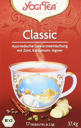 Yogi Tea Classic Bio (1 x 37,4 g)