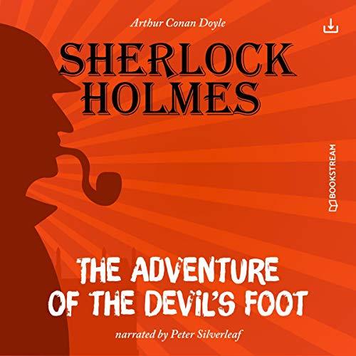 『The Adventure of the Devil's Foot』のカバーアート