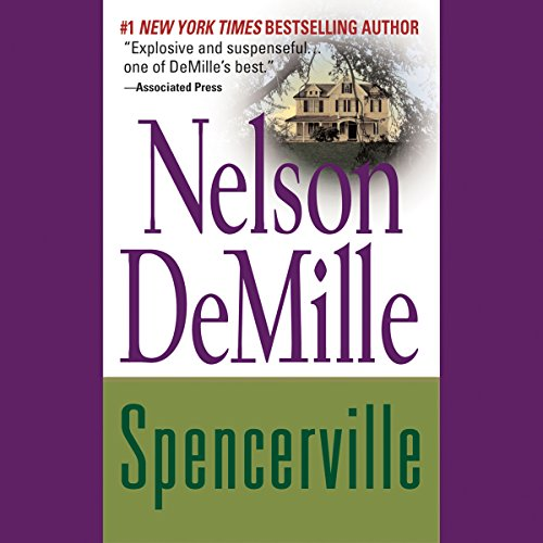 Spencerville audiobook cover art