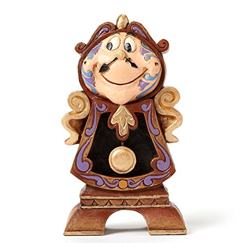 Enesco(エネスコ) Disney Traditions Cogsworth Figurine 4049621 [並行輸入品]