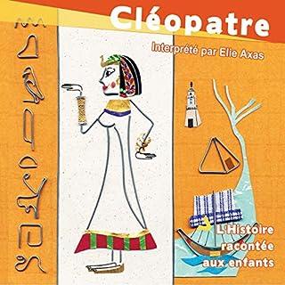 Cléôpatre audiobook cover art