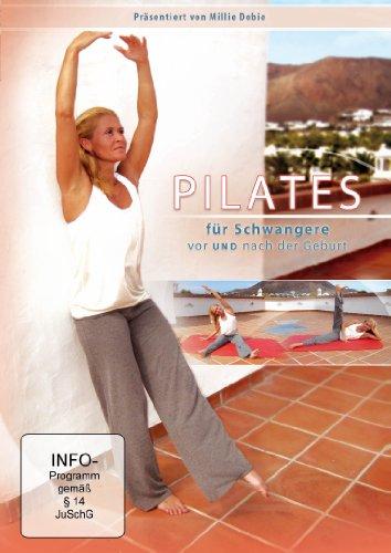 Pilates für Schwangere - Vor und nach der Geburt