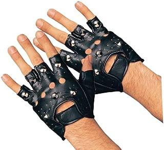 Rubie's Costume Studded Gloves