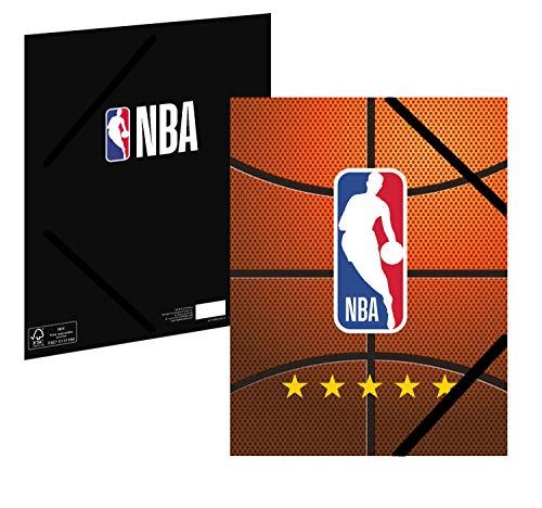 NBA - Carpeta A4