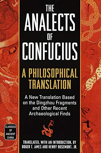 The Analects of Confucius: A Philosophical Translation...