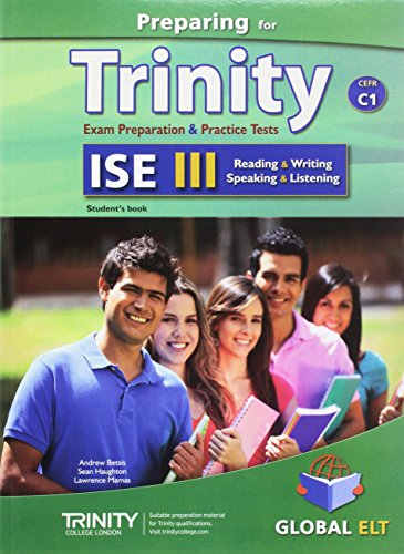 PREPARING IN TRINITY ISE III C1 STUDENTS BOOK WITHOUT ANSWER