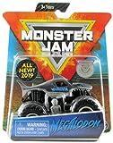 Monster Jam MJ 2019 SM Overcast Megalodon 1:64 Scale