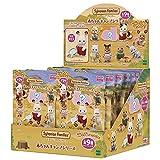 シルバニアファミリー BB-06 赤ちゃんコレクション-赤ちゃんキャンプシリーズ 【BOX 16個入】 BB-06