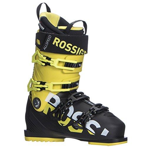 Rossignol heren skischoenen Allspeed 120 zwart – maat 49 – zwart