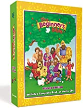 The Beginner's Bible Deluxe Edition: Includes Complete Book on Audio CDs