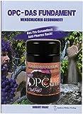 OPC 133 - Traubenkernextrakt von Robert Franz (60 Kapseln) 100 % vegan Frei von Aromen, Konservierungs- und Farbstoffen
