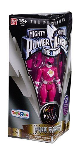 Power Rangers Legacy Mighty Morphin Movie 5-Inch Pink Ranger Action Figure