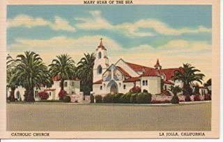Mary Star Of The Sea, Catholic Church, La Jolla, California
