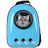 Giantex Astronaut Pet Cat Dog Puppy Carrier Travel Bag Space Capsule Backpack Breathable (Light...