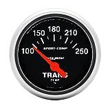 Auto Meter 3357 Sport-Comp Electric Transmission Temperature Gauge